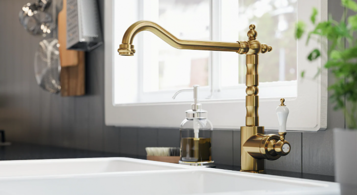How Do You Measure For A Kitchen Faucet?