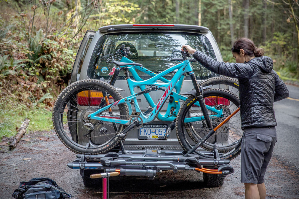 How Fast Can You Go With A Hitch Bike Rack